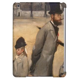 Edgar Degas | Place de la Concorde, 1875