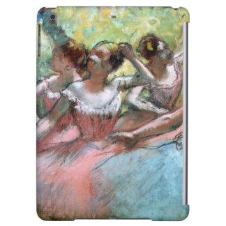 Edgar Degas | quatre ballerines sur l'étape