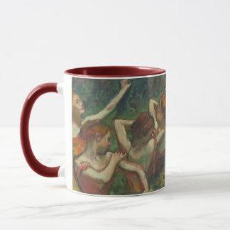 Edgar Degas | quatre saisons dans l'une tête, Mugs