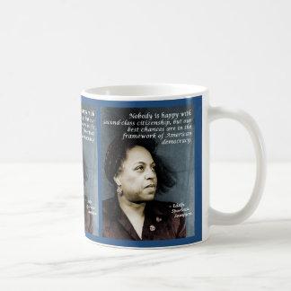 Édith Sampson : Citoyenneté afro-américaine Mug