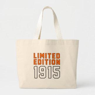 Édition limitée 100 conceptions d'anniversaire grand sac