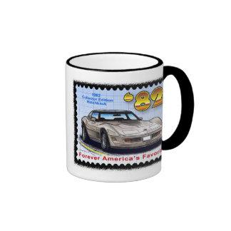 Edition spéciale 1982 Corvette Mug Ringer