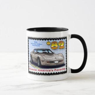 Edition spéciale 1982 Corvette Tasse
