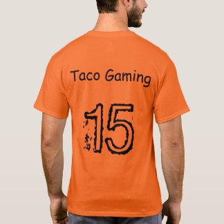Edition spéciale de jeu de taco t-shirt