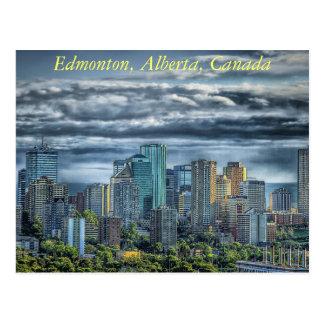 Edmonton, Alberta au Canada Carte Postale