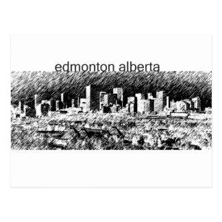 Edmonton Alberta Carte Postale