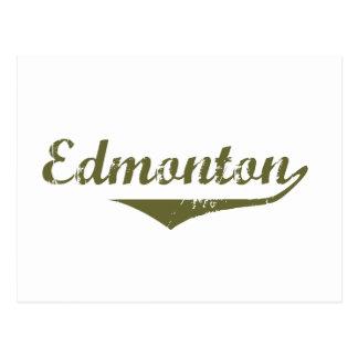 Edmonton Carte Postale