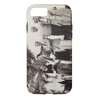 Edouard, duc de Windsor (1894-1972) et de Wallis, Coque iPhone 8/7