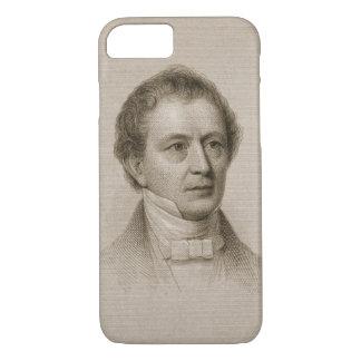 Edouard Everett, gravé par John Cheney (1801-85) Coque iPhone 8/7