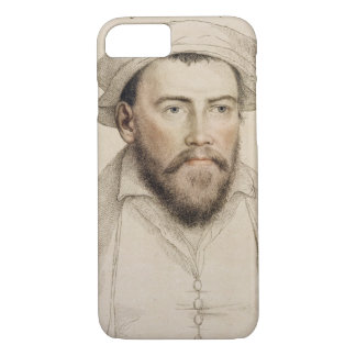 Edouard Stanley Earle de Darby (1508-1572) gravé Coque iPhone 8/7