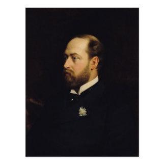 Edouard VII Carte Postale