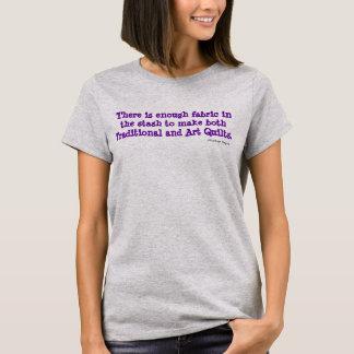 Édredons traditionnels et d'art ! T-shirt