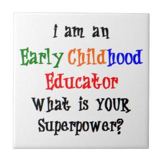 éducateur de petite enfance carreau