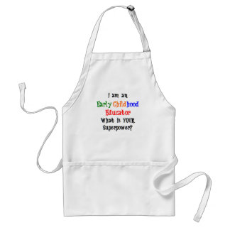 éducateur de petite enfance tablier