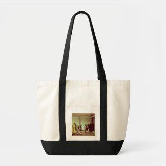 Éducation d'Alma-Tadema | des enfants de Clothilde Tote Bag
