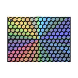 Effet multicolore de prisme coque iPad mini