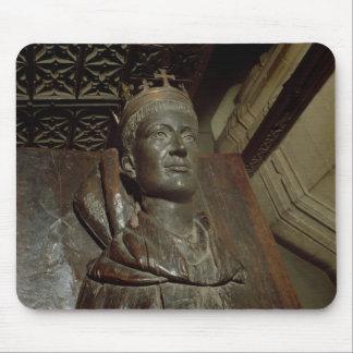 Effigie de Henry V Tapis De Souris
