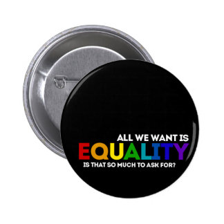 Égalité de LGBTQ Badge