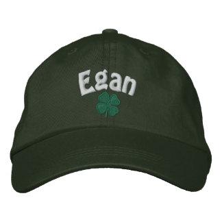 Egan - trèfle de quatre feuilles casquette brodée