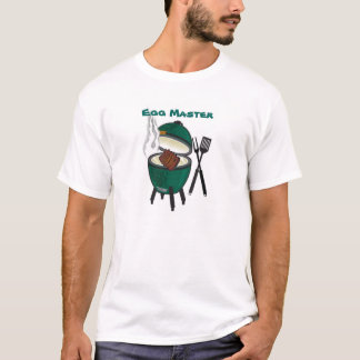 Egg le maître, maître du grand oeuf vert t-shirt