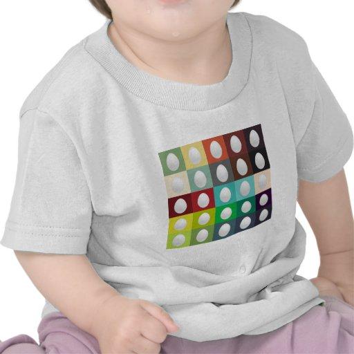 Egg Palette T-shirts