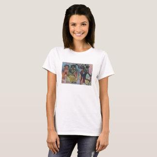 Egipt female design art colour history chaussures t-shirt