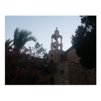 Église au Liban Carte Postale