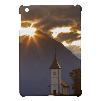 Église de Jamnik des saints Primus et Felician Coques iPad Mini