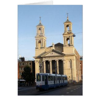 Église de Mozes et d'Aäron, Amsterdam Cartes