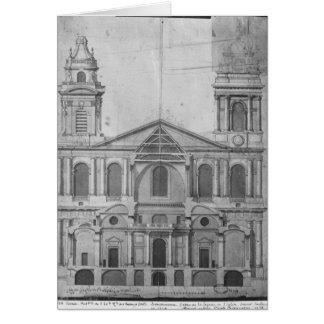 Église de Saint-Sulpice Carte De Vœux