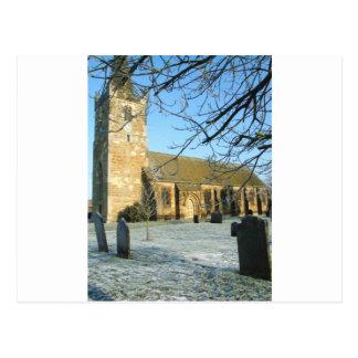 Église de St Catherine Cartes Postales