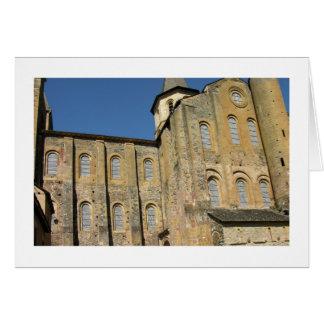 Église de St Foy, c.1050 commencé par l'abbé Carte De Vœux