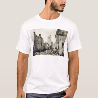 Église de St Jacob, Ypres, juin 1915 T-shirt