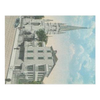 Église épiscopale de grâce, Charleston, la Carte Postale