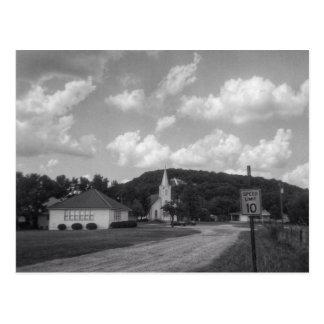 Église luthérienne d'Immanuel - crique de Carte Postale
