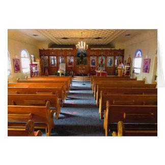 Église orthodoxe grecque cartes