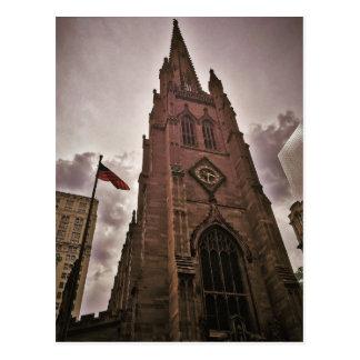 Église Trinity trés haute Carte Postale