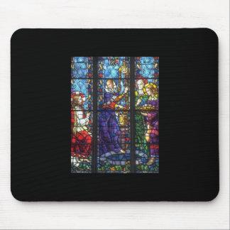 Église Windows 01 Tapis De Souris