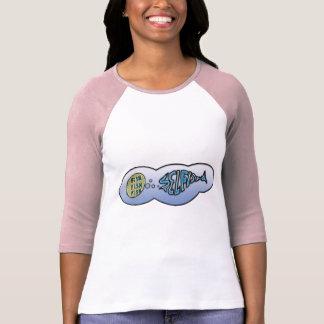 Égoïste de poisson de pêche de T-shirt d'humour