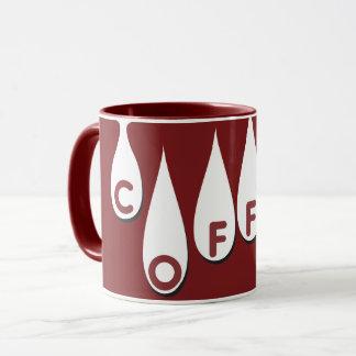 Égouttement de café de matin tasse