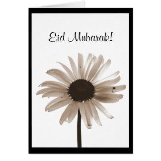 Eid Mubarak - carte de voeux