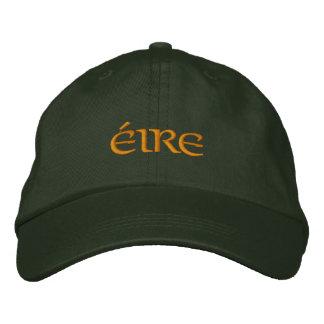 Éire (Irlande) Flexfit a adapté le casquette de Casquette Brodée