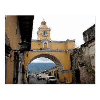 EL Arco, La Antigua, Guatemala Cartes Postales