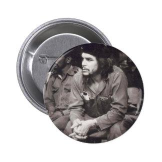 EL Che Guevara Badges Avec Agrafe