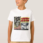 EL Monstruo Del million de De Ojos T-shirts