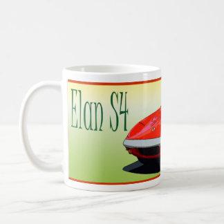 Élan rouge S4 Mug