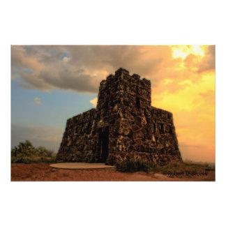 Élargissement de photo de château de tailles du