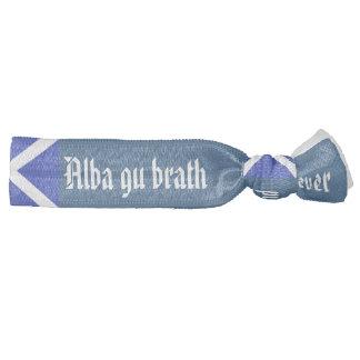 Élastique à cheveux alba de GU Brath Ecosse pour t