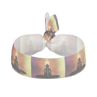 Élastique à cheveux de Bouddha Chakra