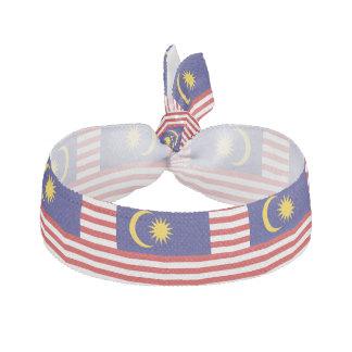Élastique Pour Cheveux Drapeau de la Malaisie